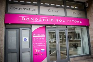 Photo of Donoghue Solicitors offices at 25 Hatton Garden, Liverpool, L3 2FE, UK
