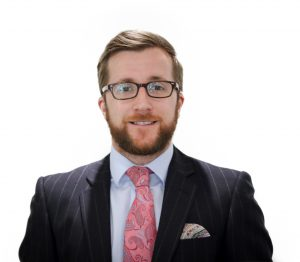 Photo of Kevin Donoghue, solicitor director of Donoghue Solicitors, a member of Liverpool in London.