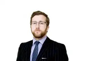 Photo of Kevin Donoghue, a solicitor who helps people win civil action against the police.