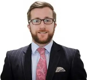 Photo of Kevin Donoghue, a solicitor who discusses his calling here.