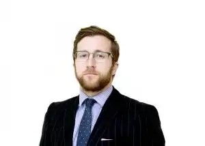 Photo of Kevin Donoghue, a solicitor and sexual abuse law expert.