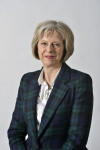 Photo of Theresa May, Prime Minister.