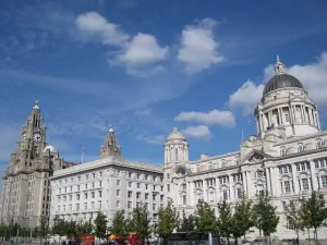 Three Graces picture, by Donoghue Solicitors in Liverpool.