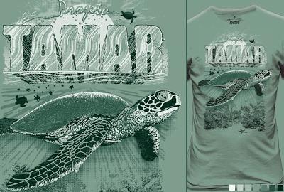projeto 20tamar 20estampa1 Resultado do Concurso Cultural para estampas do Projeto Tamar