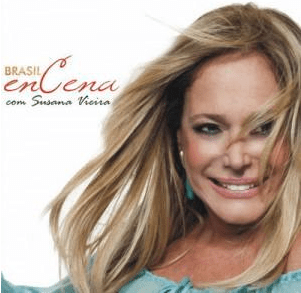 CD de Susana Vieira Brasil em Cena