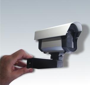 Camera Falsa Anti Ladrão