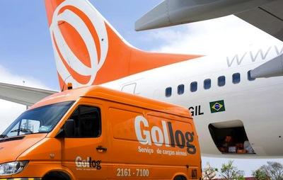 Carro e Avião da Gollog