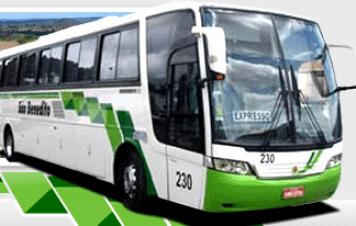 Ônibus São Benedito, Comprar Passagem