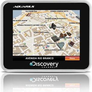 GPS Discovery Channel Barato, Insinuante, Preços