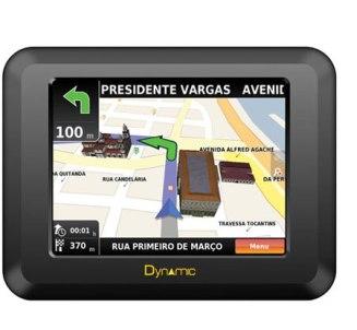 GPS Dynamic da Casas Bahia em Promoção