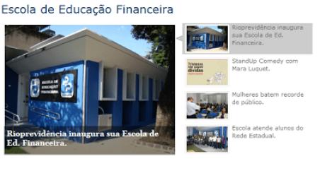 Escola no Rio de Janeiro, Rioprevidencia