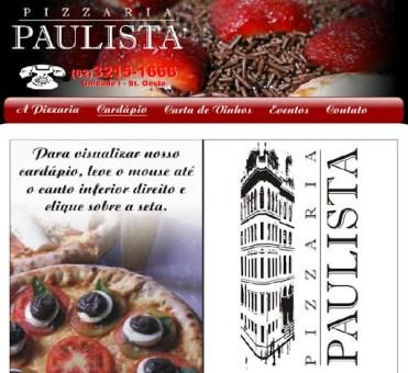 Pizzaria Paulista em Goiânia, Preços