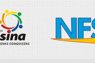 Teresina, Nota Fiscal Eletronica.PNG