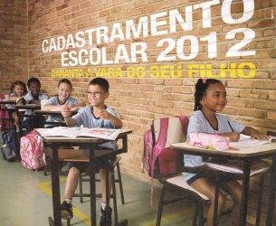 Matricula Belo Horizonte Belo Horizonte - Matrículas 2012