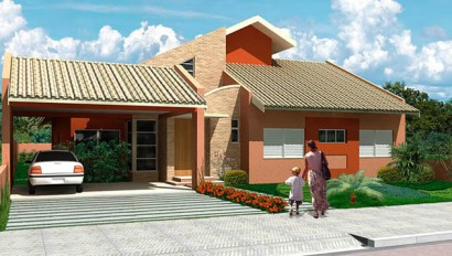 plantas de casas em 3D Sites Com Plantas de Casas em 3D