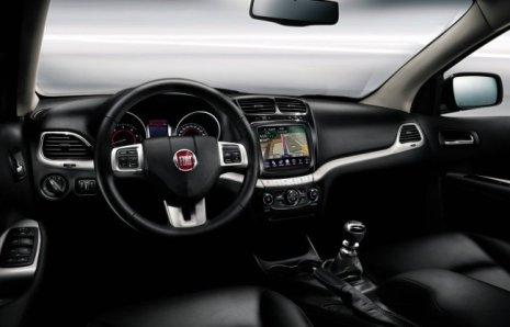 Fiat Freemont Modelo Preços Fotos 2 Fiat Freemont - Modelo, Preços e Fotos