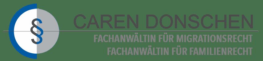 Caren Donschen - Fachanwältin für Migrationsrecht