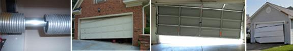 Broken Garage Door Repair in Denver, CO - Don's Garage Doors