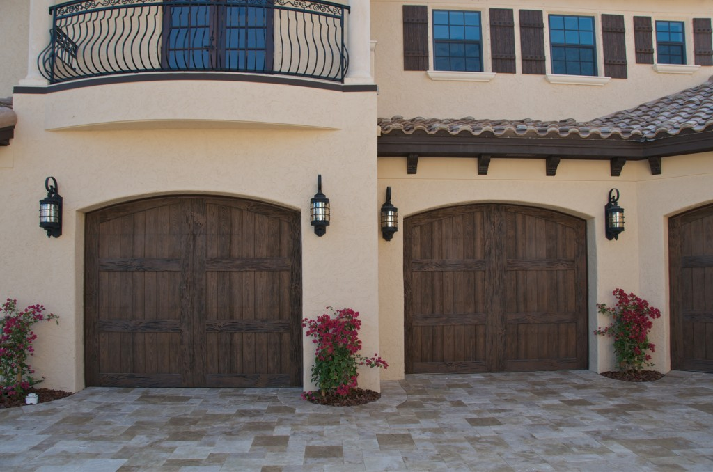 Faux Wood Garage Door Sales and Installation in Englewood  Littleton CO