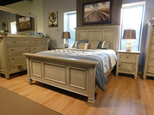 Legacy Village Bed Wood Species Shown: Brown Maple Size Shown: Queen Price As Shown*: $2,458 Fully Customizable. *Price of piece not inclusive of current sales. Please see our Pricing page for further details.