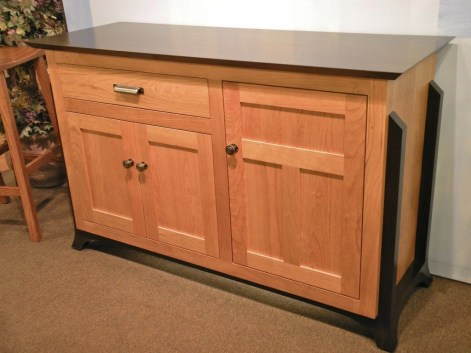 Talbot Buffet Wood Species Shown: Maple Fully Customizable. Please contact us for pricing details.