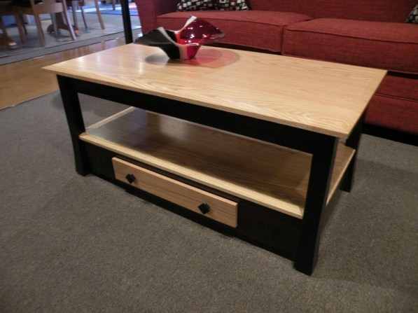 Edinburg Coffee Table *This piece is no longer shown on our sales floor but is still available to order.