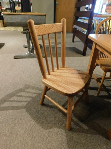 Child's Spindle Chair