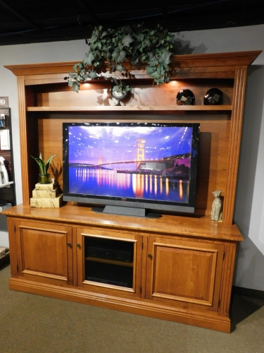 Berlin 2 Piece Entertainment Wall Unit