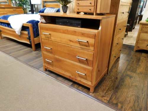 Westmere 3-Drawer Media Chest
