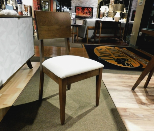 Blue Ridge Side Chair with Padded Seat
