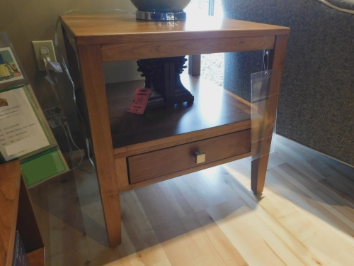 Century Square End Table