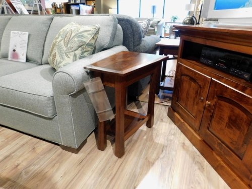 Tyrone Small Wedge Table