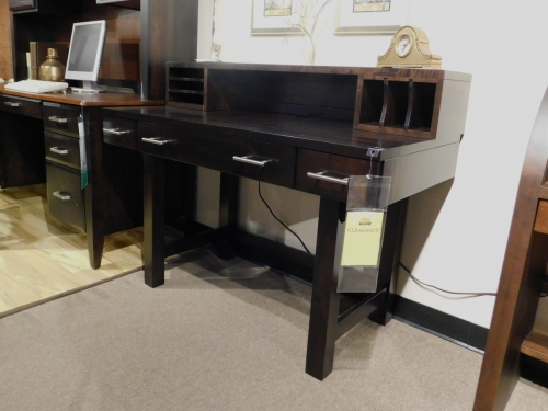 Urban Desk with Topper