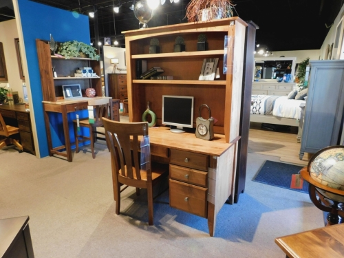 Westbury Student Desk and Hutch