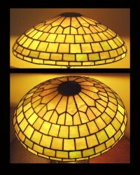 Dons Lamps & Antiques: Duffner And Kimberly Lamp, Handel ...