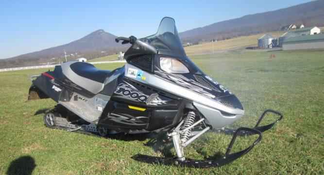 2007 ARCTIC CAT F1000