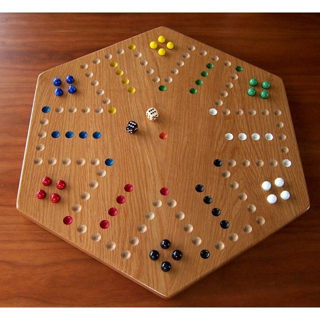 Aggravation Game Board Patterntemplate