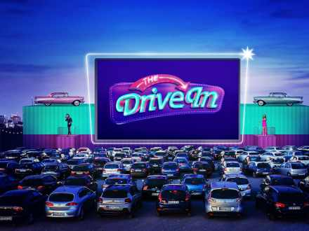 The Drive In - Summer of the Drive-In