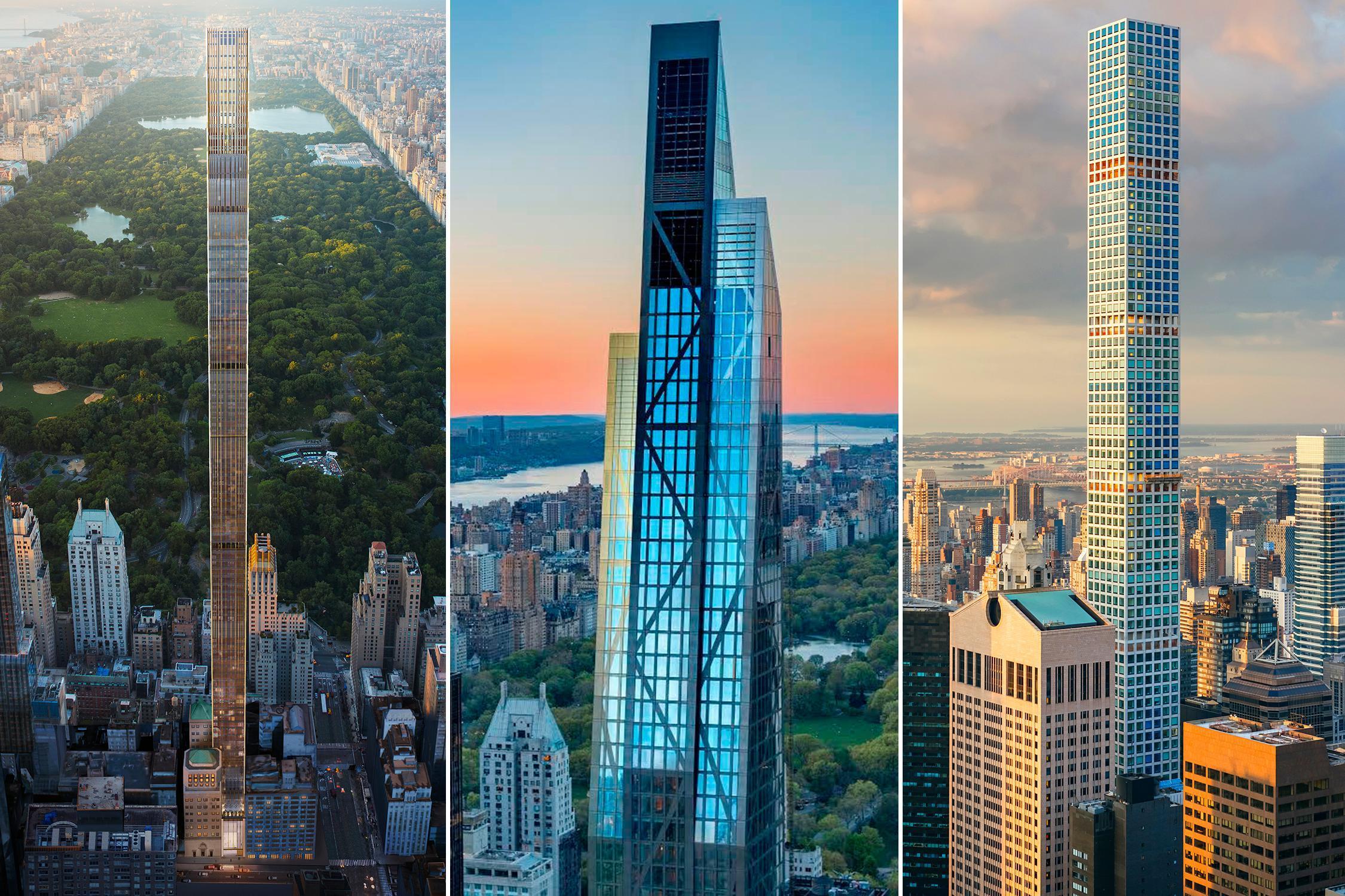 New Luxury Skyscrapers