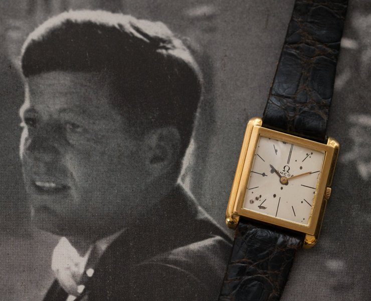 The Watch On The Most Power Wrist In The World