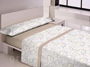 sábanas de franela