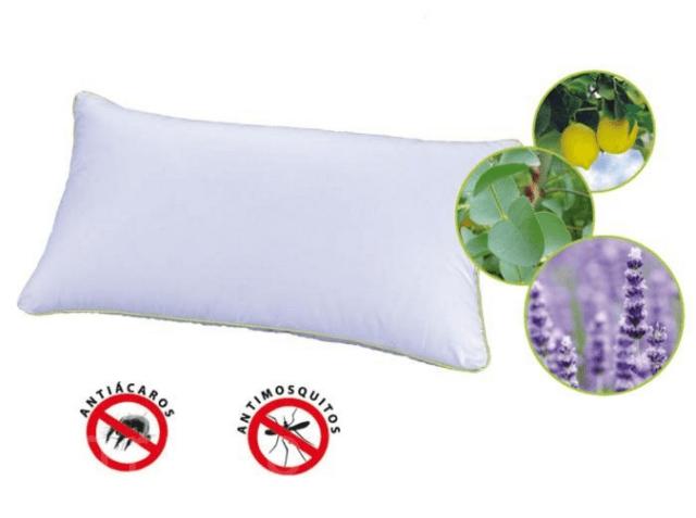 almohadas antimosquitos
