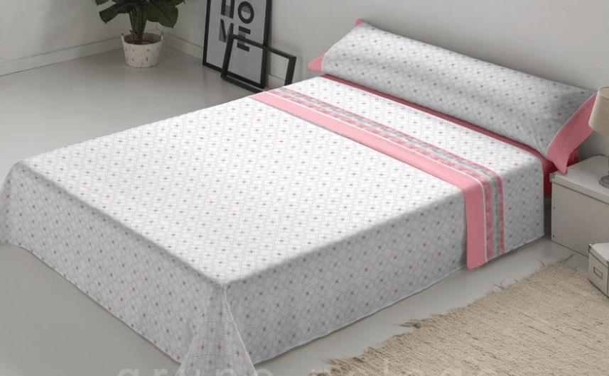 Juegos de sábanas Colvihome: de algodón, de verano…