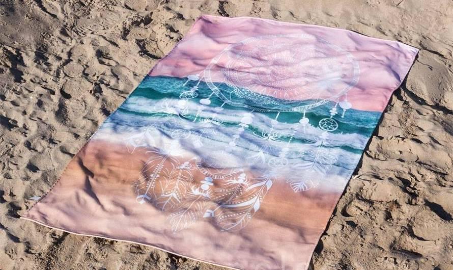¿Ganas de viajar a la playa? ¡Renueva tu toalla!