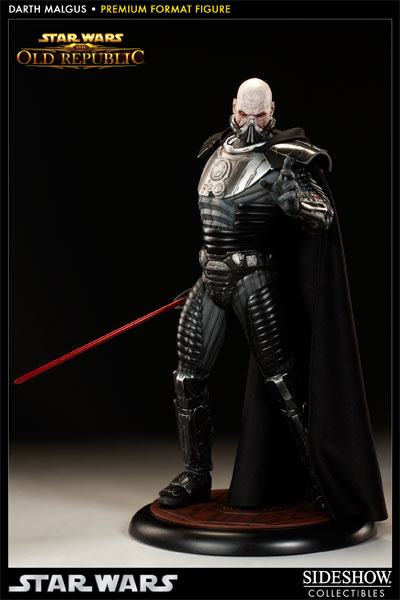 Star Wars The Old Republic: Sideshow Collectibles is releasing an AWESOME Darth Malgus statue