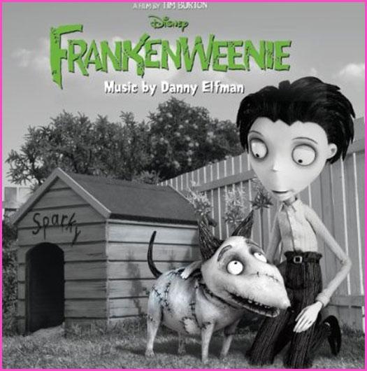 Stop-Motion Sundays: Frankenweenie Soundtrack