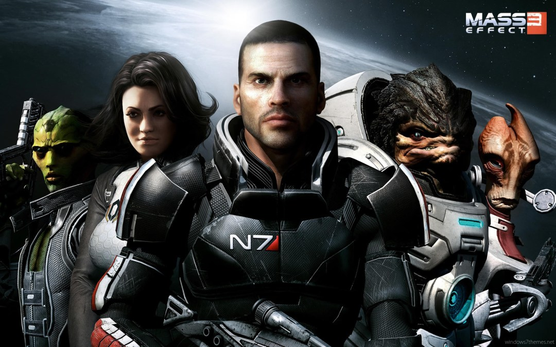Mass Effect 3: Operation Olympus Runs This Weekend