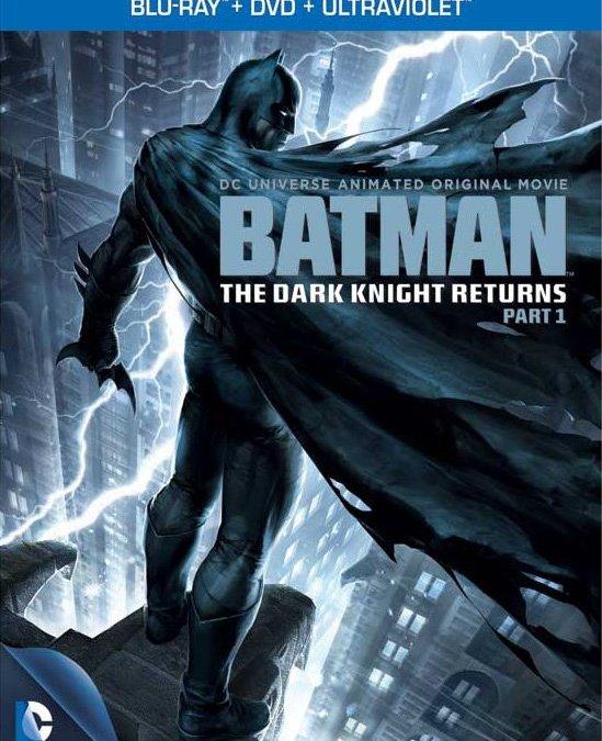 Batman: The Dark Knight Returns animated movie
