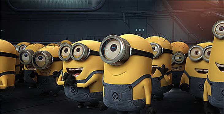 Universal sets a release date for Minion-Centric Despicable Me spinoff!