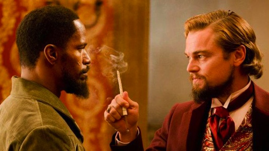 New International Trailer for 'Django Unchained'